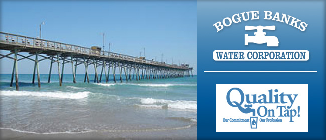Bogue Banks Water Corporation